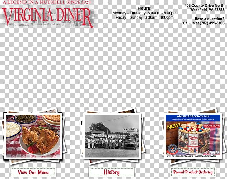 Virginia Diner Food Brand Recipe, Restaurant Menu.