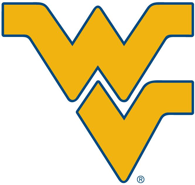 West virginia football Logos.