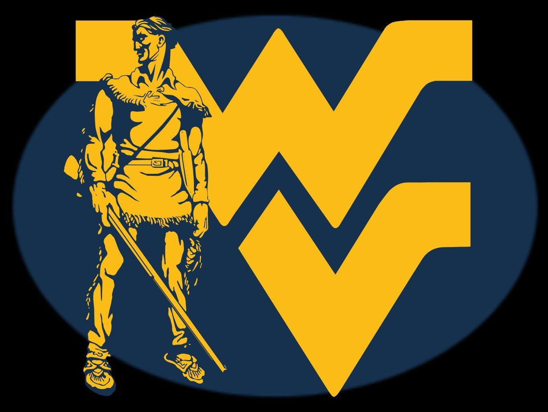 University of West Virginia Mountaineers in 2019.