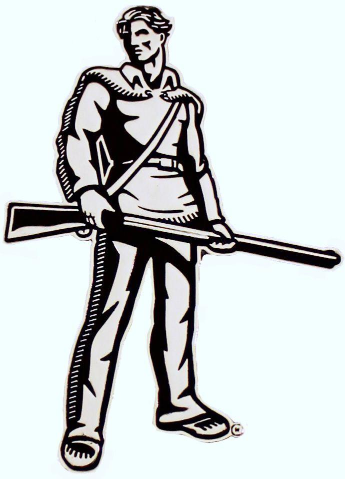 WV Mountaineer Logo.