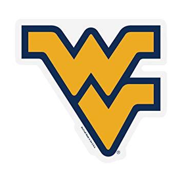Amazon.com : NCAA West Virginia Mountaineers Logo on the Go.