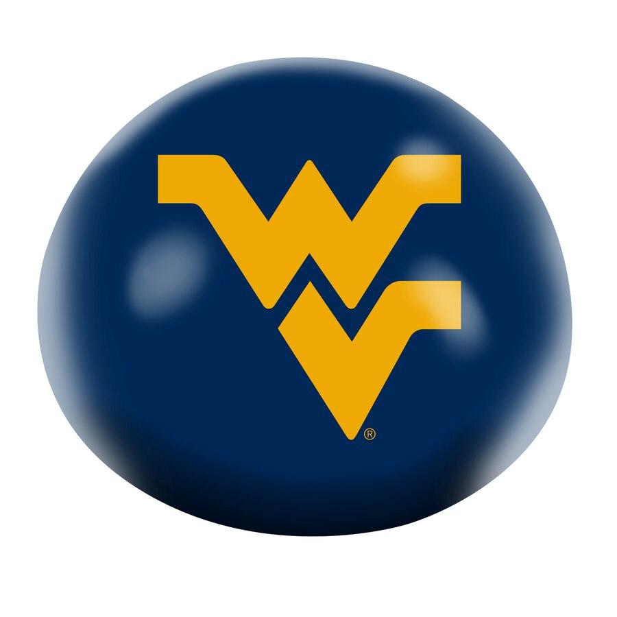 West Virginia Mountaineers Logo Paperweight.