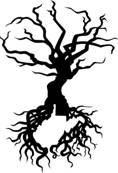 WV Tree Tat by thedaisycutter.