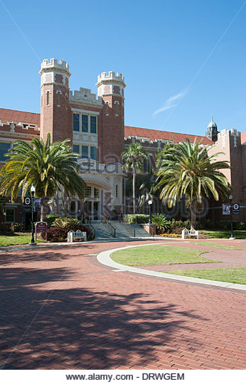 Florida State University Westcott Building Stock Photos & Florida.