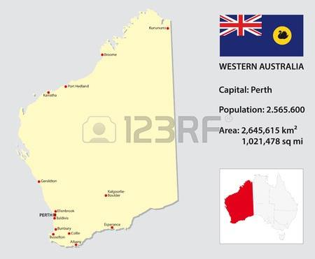 1,027 Western Australia Stock Vector Illustration And Royalty Free.