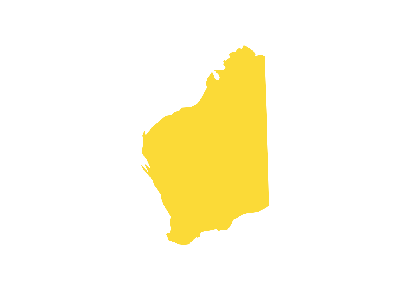 Western australia clipart.
