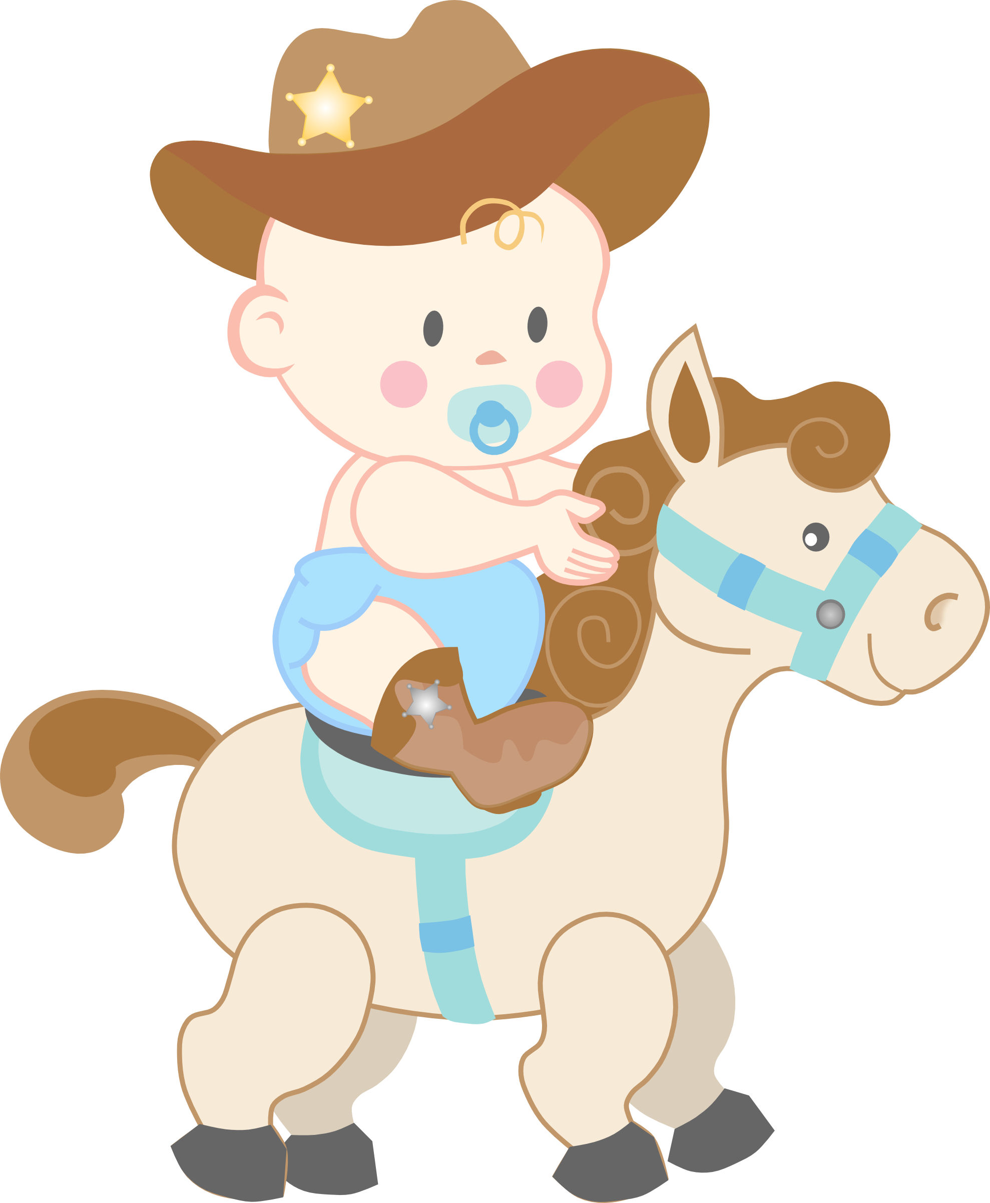 Free Cowboy Baby Cliparts, Download Free Clip Art, Free Clip Art on.