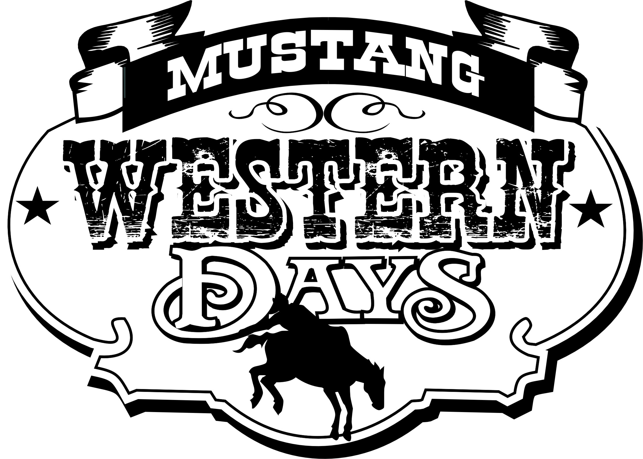 Mustang Belt Buckle (2).