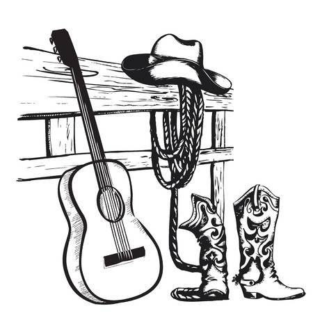 5,079 Cowboy Silhouette Cliparts, Stock Vector And Royalty Free.