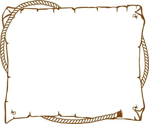 Free Cowboy Border Cliparts, Download Free Clip Art, Free Clip Art.