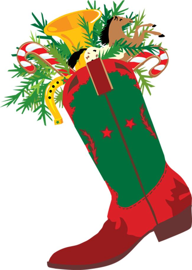 Free Cowboy Christmas Cliparts, Download Free Clip Art, Free Clip.