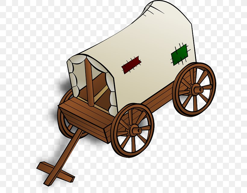 Rail Transport Covered Wagon Cart Clip Art, PNG, 617x640px.