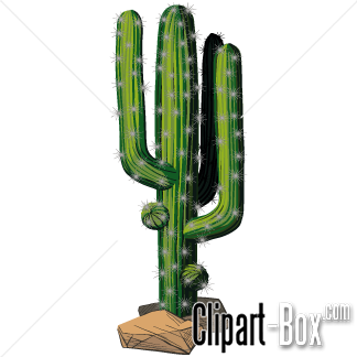 Western cactus clipart 3 » Clipart Station.