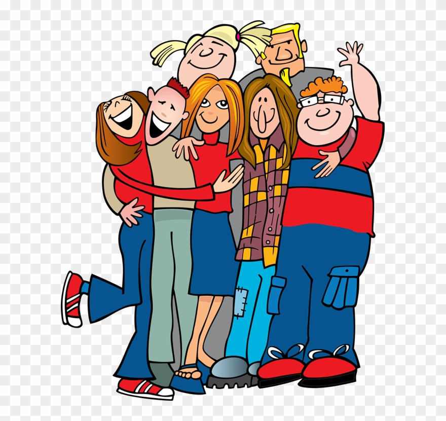 Friends And Introduction Clipart Of Groups, External.