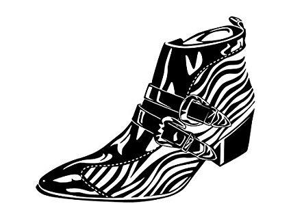 Amazon.com: EvelynDavid Cowboy Leather Boots Style Rodeo.