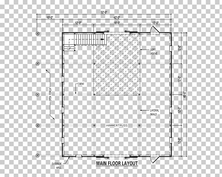 Floor plan Angle Pattern, horse western PNG clipart.