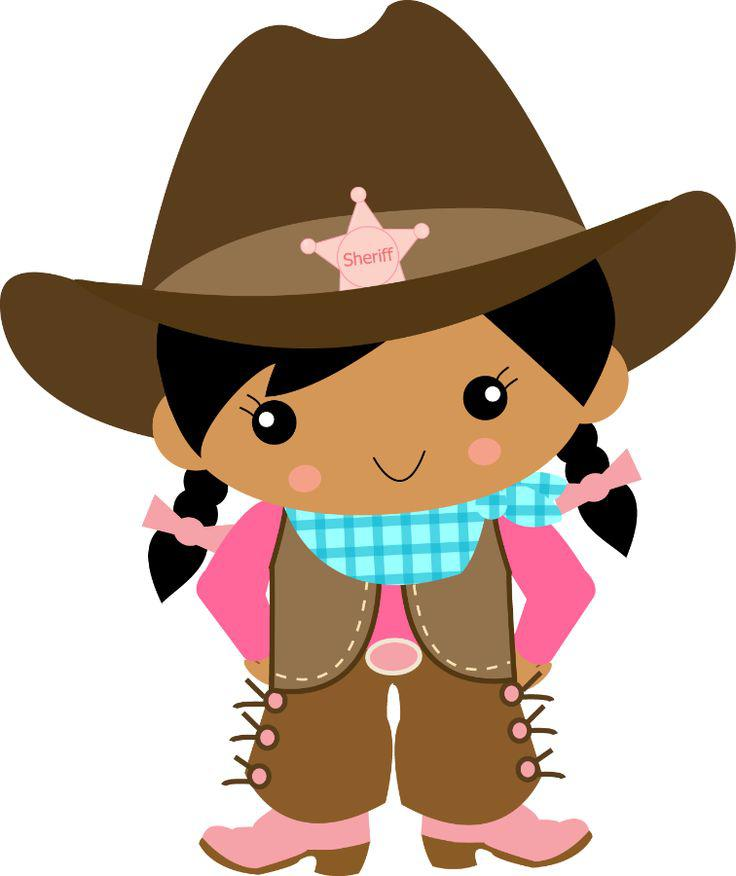 Western Day Clipart.