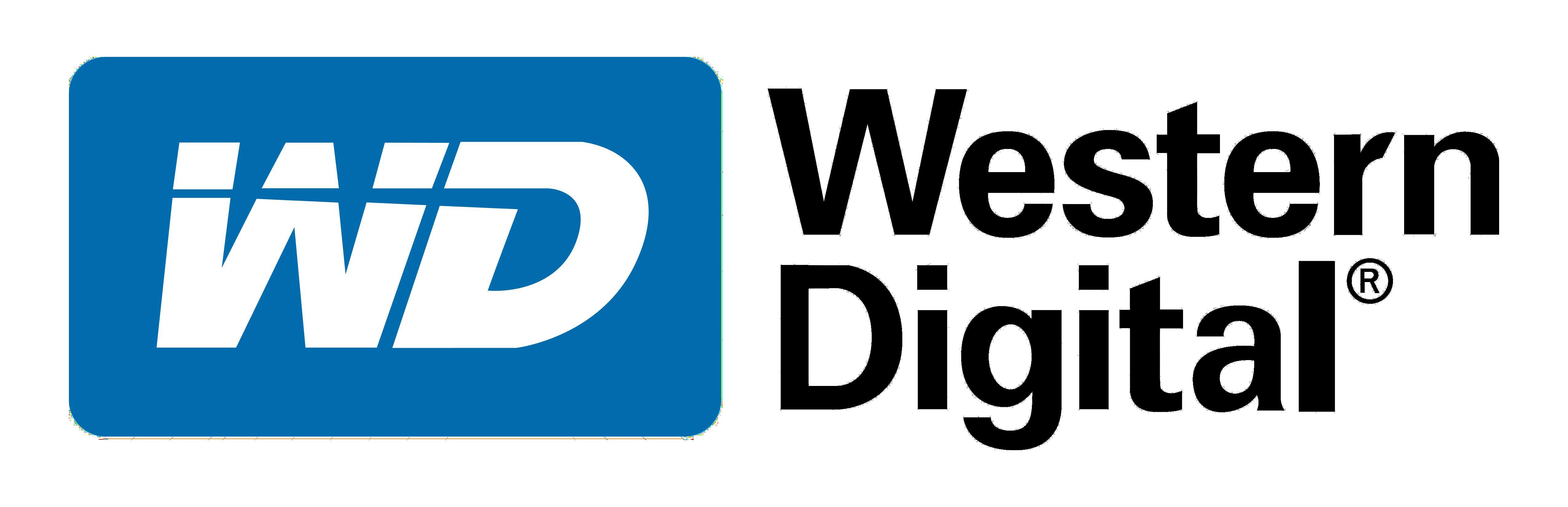 Western Digital Logo PNG Image.