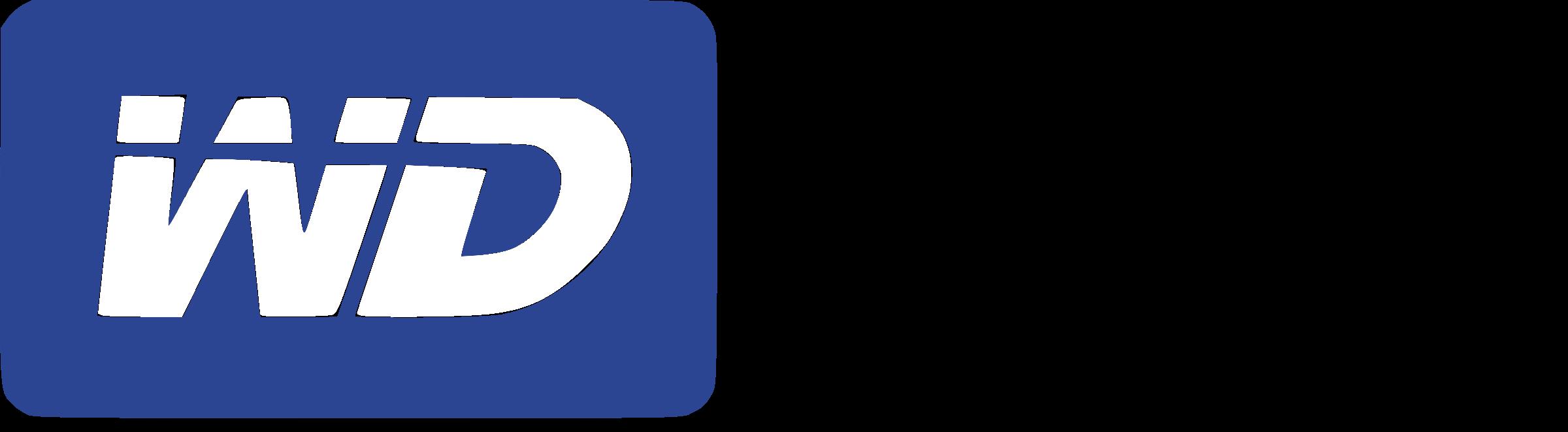 Western Digital Logo PNG Transparent & SVG Vector.