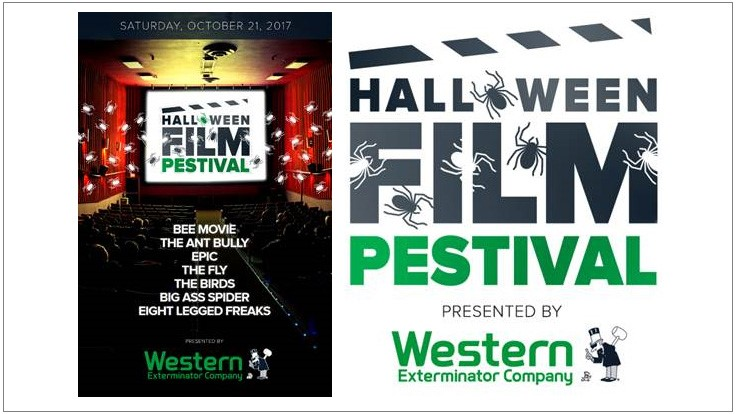 Western Exterminator Hosts Halloween Film \'Pestival\'.