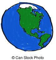 Western hemisphere Clip Art and Stock Illustrations. 187 Western.