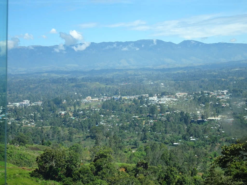 Mount Hagen PNG and the Western Highlands.