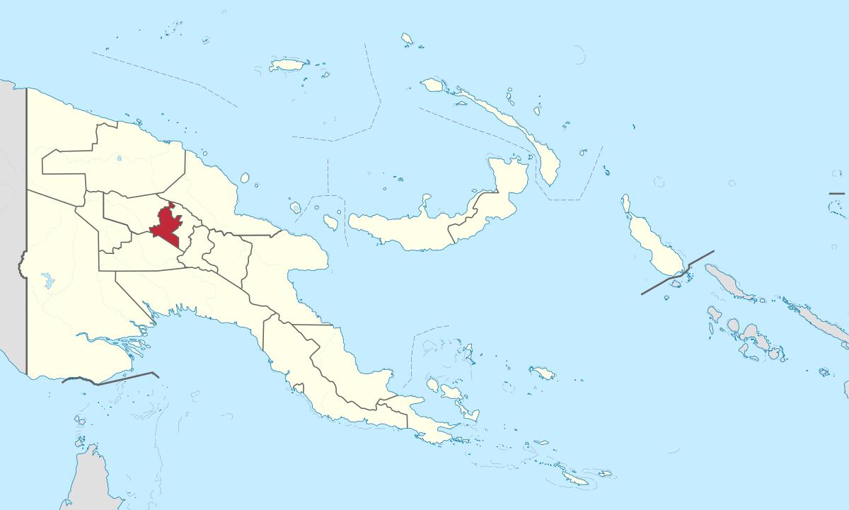 Western Highlands Province.