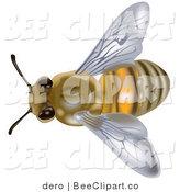 Royalty Free Bug Stock Bee Designs.