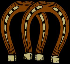 Horseshoe Clipart.