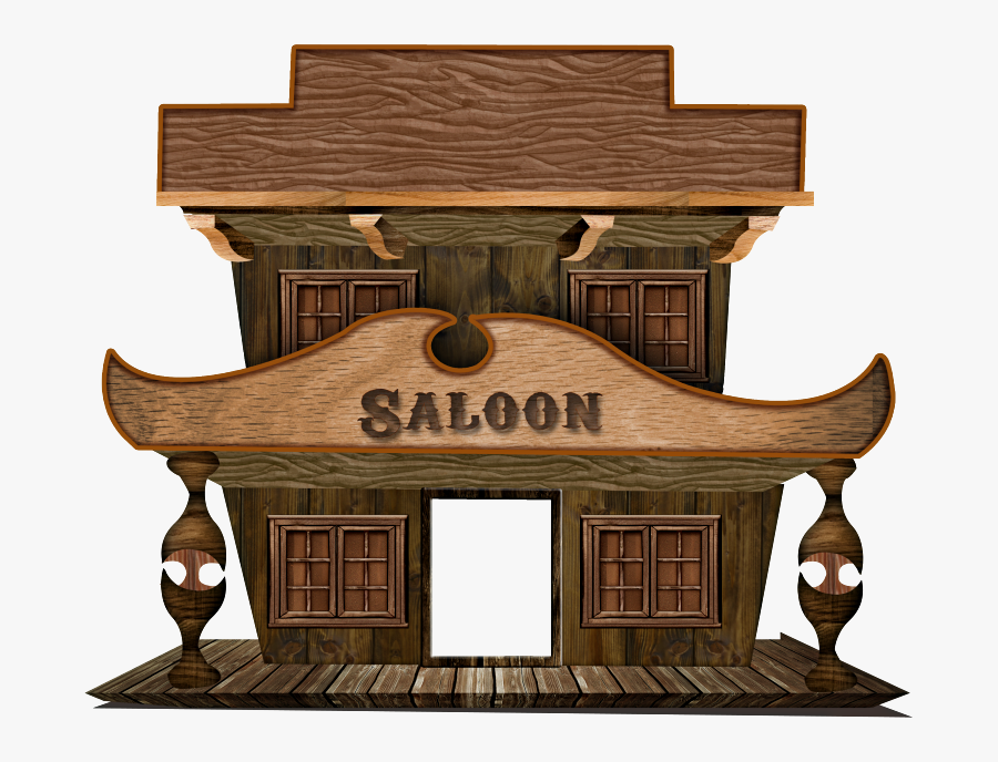 Wild West House Png , Free Transparent Clipart.