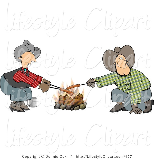 Lifestyle Clipart Of A Pretty Hispanic Woman Thinking Of Her.