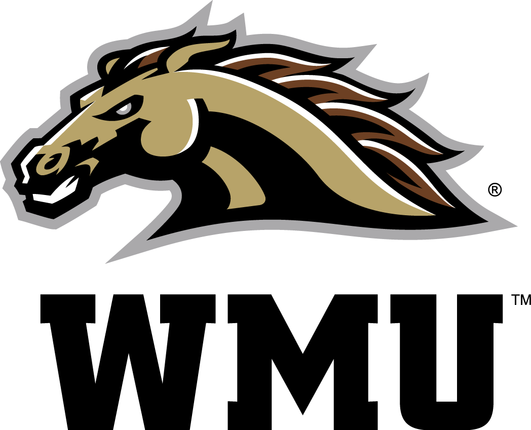 Western Michigan Broncos Alternate Logo.