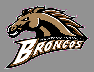 Details about Western Michigan University Broncos 6\
