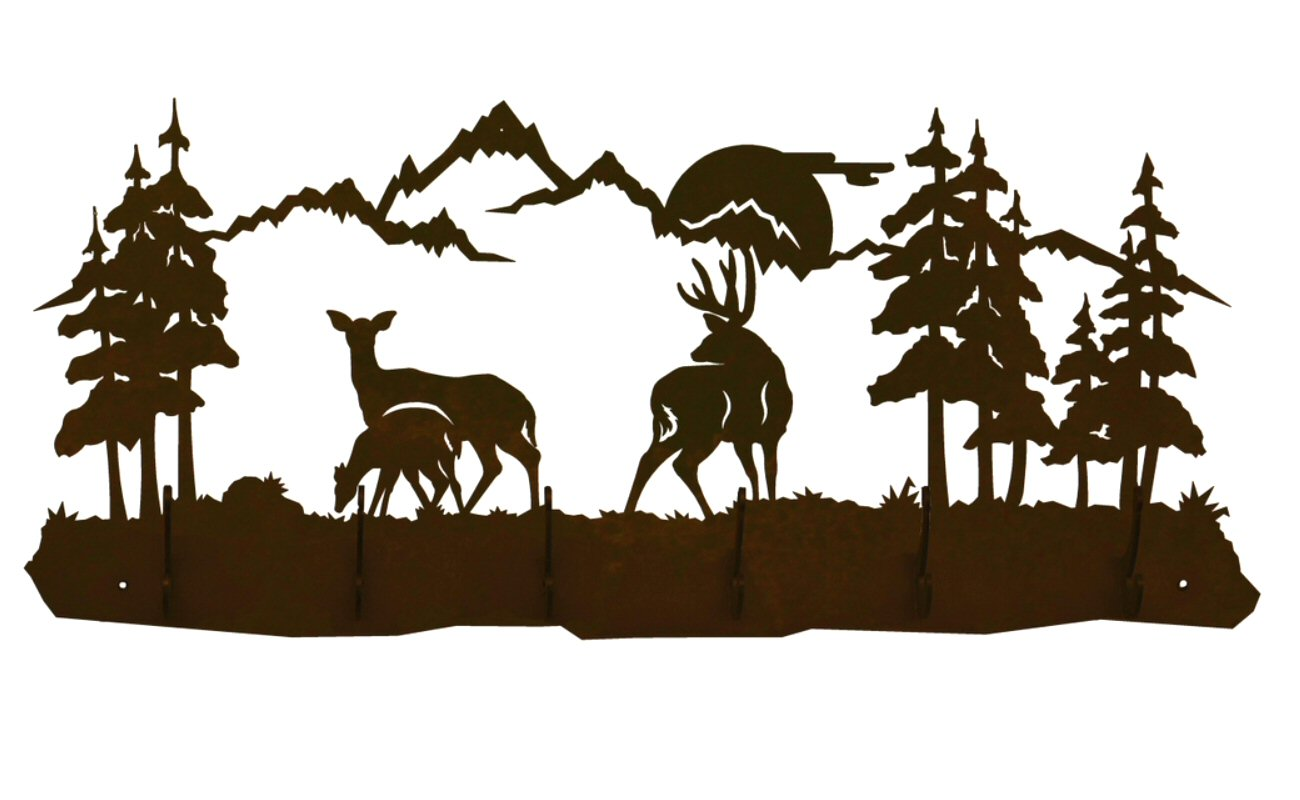 Mountain Scenery Silhouette at GetDrawings.com.