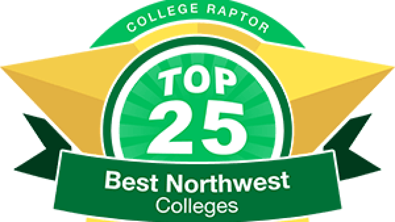 Top 25 Best Colleges in the Northwest.