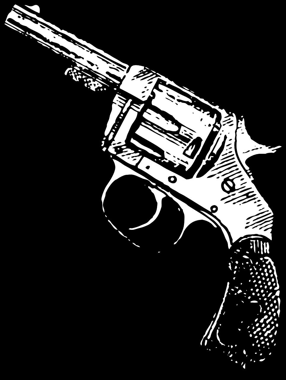 Pistol clipart cowboy, Pistol cowboy Transparent FREE for.