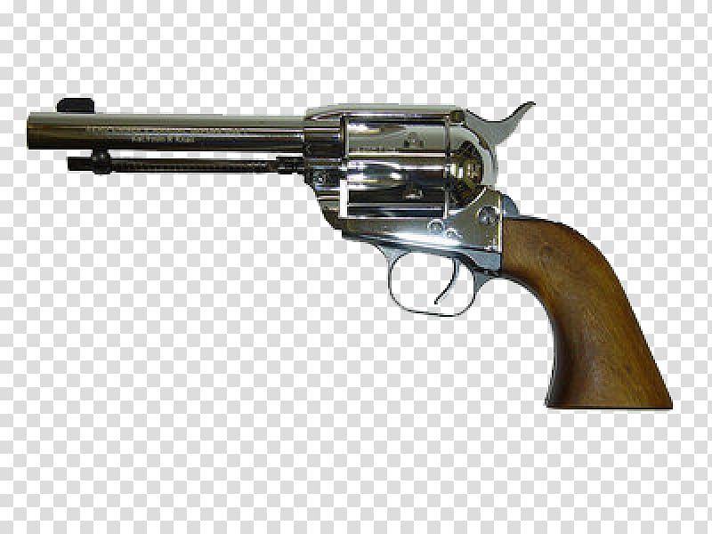American frontier Colt Single Action Army Case.