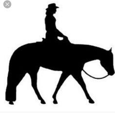 Western pleasure horse clipart 3 » Clipart Station.