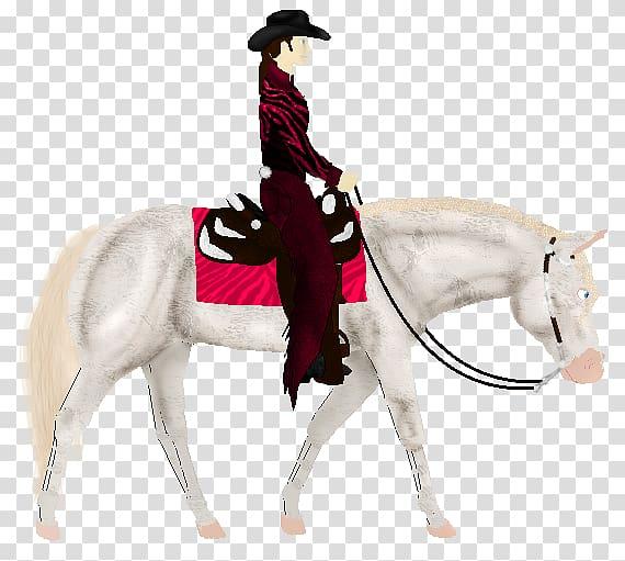 Stallion Western pleasure Bridle Equestrian Mustang, mustang.
