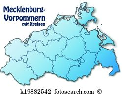 Mecklenburg western pomerania Clipart Vector Graphics. 85.