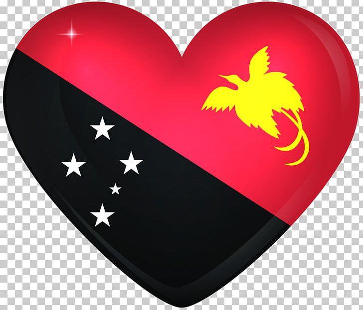 Flag Of Papua New Guinea Kokoda Track Campaign Western.