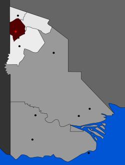 Ningerum Rural LLG.