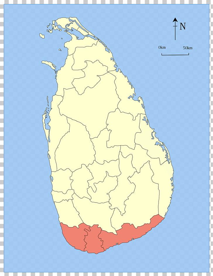 Southern Province Western Province Sabaragamuwa Province.