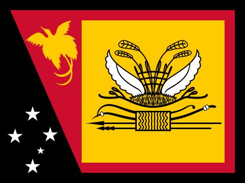 Western Province, Papua New Guinea.