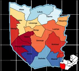 Western Province, Zambia.