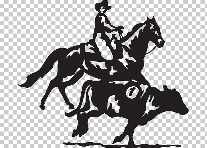 Team Penning Ranch Sorting Cattle Sticker PNG, Clipart.