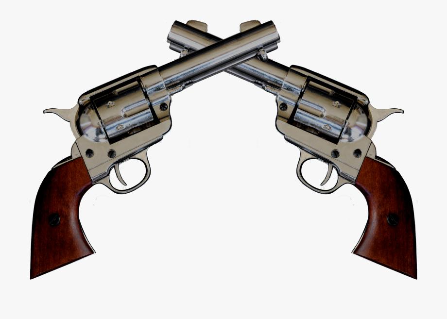 Pistol Vector Cowboy.