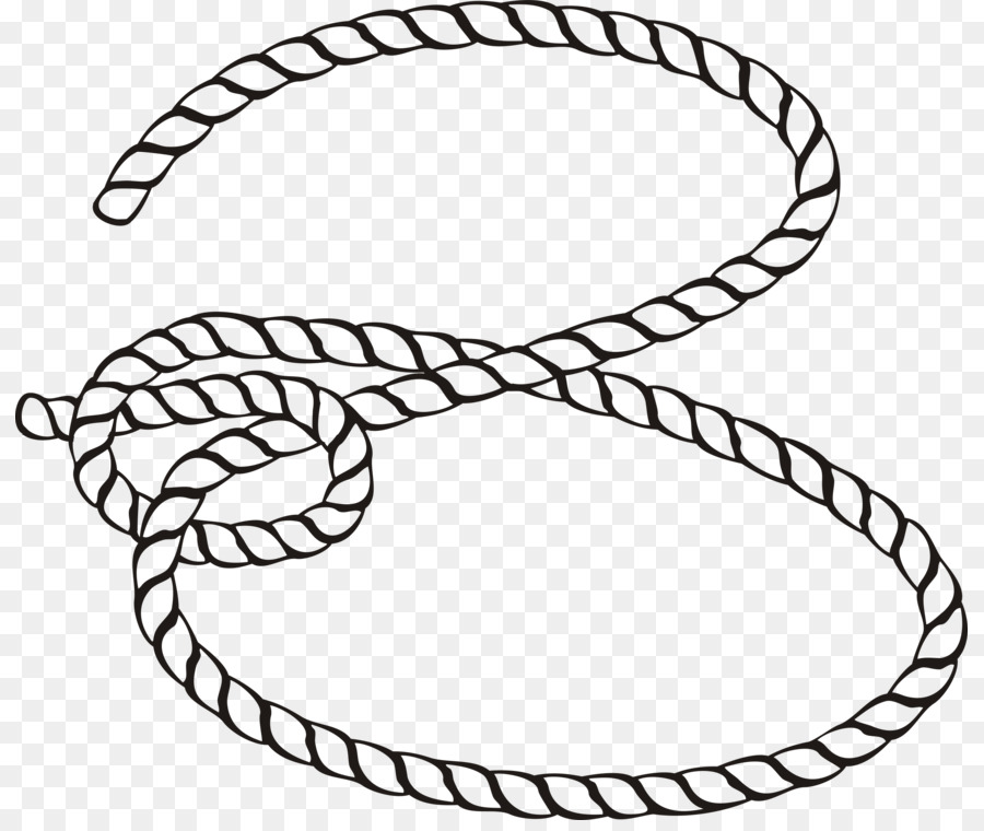 Rope Cartoon clipart.