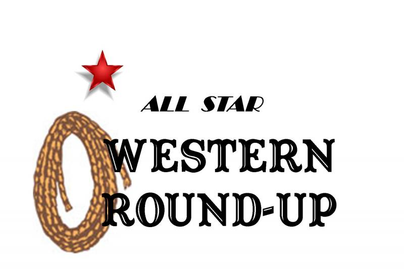 Western Roundup Clipart.