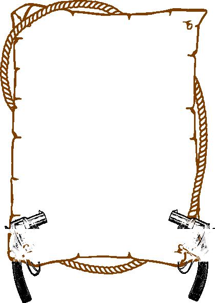 Showdown Clip Art at Clker.com.